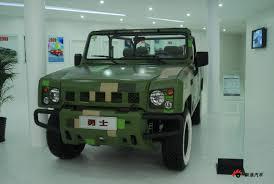 kia military jeep baw model brave soldier jeep u2013 world automobile china auto blog