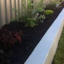 Corrugated Metal Garden Beds Perth Corrugated Metal Fence Landscape Contemporary With Plants