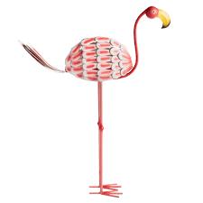 Flamingo Rugs 31 U201d Standing Metal Flamingo Christmas Tree Shops Andthat