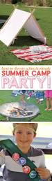 troop birthday how to throw a summer camp party persia lou