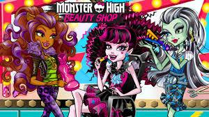 monster dolls play games watch videos kids monster