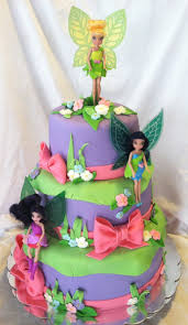 24 best tinkerbell cakes images on pinterest fairy cakes