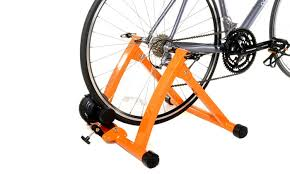 Indoor Bike Conquer Indoor Bicycle Cycling Trainer Exercise Stand Groupon