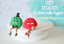 m m cake toppers delight m m wedding cake topper tutorial how to make diy