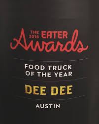 Austin Food Truck Map by Dee Dee Northern Thai Street Food