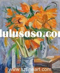 flower painting oil color flower painting oil color manufacturers