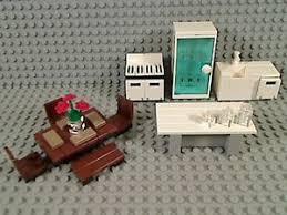 lego kitchen lego kitchen refrigerator sink dishwasher stove island dining table