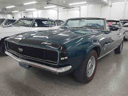 1967 rs ss camaro convertible 1967 chevrolet camaro rs ss for sale on classiccars com 15 available