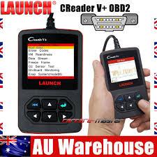 launch creader v obd2 eobd obdii fault code reader scanner scan