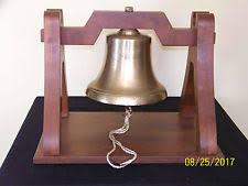 brass ship bell bells whistles ebay