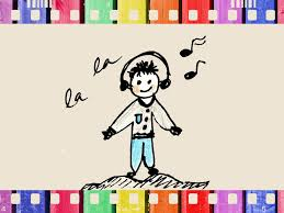 children music box ppt backgrounds music templates ppt grounds