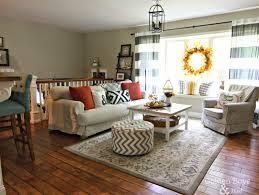 awesome split level living room interior design for home