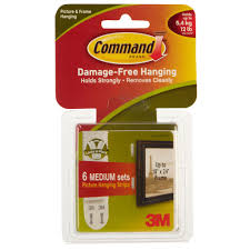 Command Outdoor Light Clips 3m Command Large Picture Hanging Strips