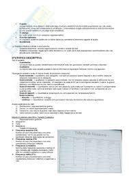 statistica descrittiva dispense definizioni appunti di statistica medica
