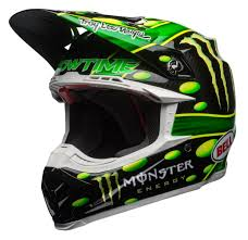 awesome motocross helmets bell moto 9 flex mc monster replica 2018 helmet revzilla