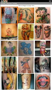 cartoon tattoos designs android apps on google play