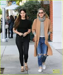 gets in christmas shopping with her sister chuck