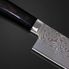vg10 kitchen knives zemen damascus knives vg10 kitchen knives 8 inch chef slicing 7 inch