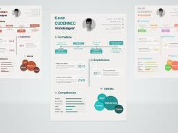 Best Infographic Resumes by 35 Best Free Resume Design Templates Themecot