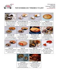 popular thanksgiving desserts why bake order your pies from your library springdale free