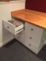 Lp Record Cabinet Furniture Amazing 20 Drawer 45 Record Storage Cabinet Ultra High Capacity