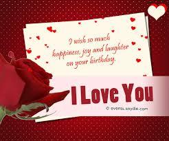 birthday card free princess love birthday cards for him romantic