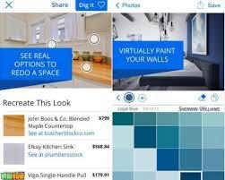 Zillow Home Design Quiz Best Interior Design Apps For Iphone Zillow Digs Vs Havenly Vs