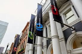 City Of Cincinnati Flag Photos Step Inside The Ensemble Theatre U0027s Gorgeous Otr Expansion