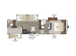 outback rv floor plans 2016 keystone outback 318fb ellington ct rvtrader com