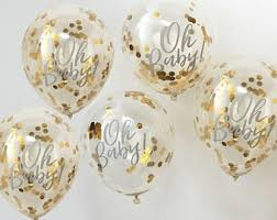 in baby shower baby shower balloons etsy