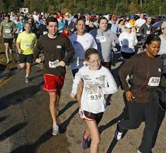 thanksgiving day races for some thanksgiving is a day to burn calories videos al com