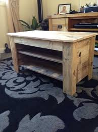Diy Console Table Plans Upcycled Pallet Tv Stand U2013 Console Table Pallet Furniture Plans