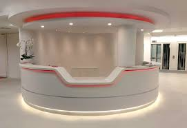 Designer Reception Desk Office Reception Furniture Office Reception Desks Solutions 4