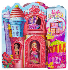 amazon com barbie and the secret door small doll movie bag toys
