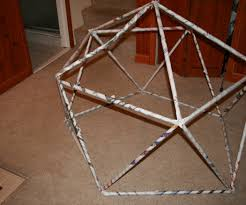 how to build a geodesic dome 5 steps with pictures