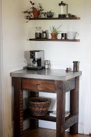 concrete top bar table diy concrete top coffee bar diy concrete concrete and coffee