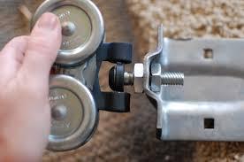 How To Build A Simple Shed Door by Diy Sliding Barn Door