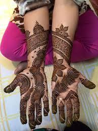 Yash Joshi Mehndi Design
