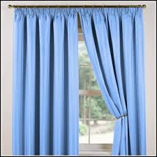 blue tab top curtains 66 x 54 page home design ideas