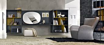 Home Interior Inspirations From Molteni - Home interior shelves