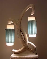 Unique Table Lamps 116 Best Mcm Lighting Images On Pinterest Vintage Lamps Lights