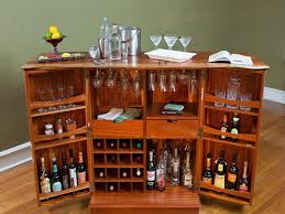 Folding Home Bar Cabinet Custom Fold Out Bar Cabinet Jpg 800 600 Liquor Cabinet Design