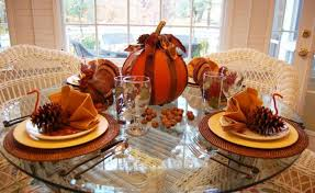 45 stunning thanksgiving decoration ideas for table that would