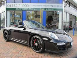 porsche for sale uk used porsche 911 2012 petrol 4 cabriolet gts convertible