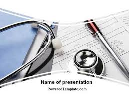 medical records powerpoint template medical record for analysis