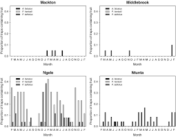 hã ngele design fruiting phenology and implications of fruit availability in the