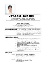 Sample Resume For Abroad Format by Sample Of Resume For Abroad Great Job Resumes Sample Resume For