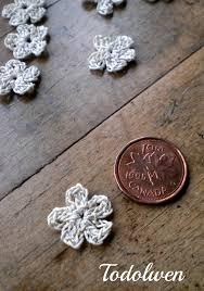 Tiny Flower Crochet Pattern - todolwen sunday morning creating a new tiny flower tutorial