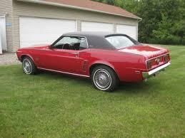 1969 mustang grande 1969 mustang grande 390 for sale in romulus michigan united states