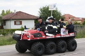 amphibious rescue vehicle argo avenger wikipedia